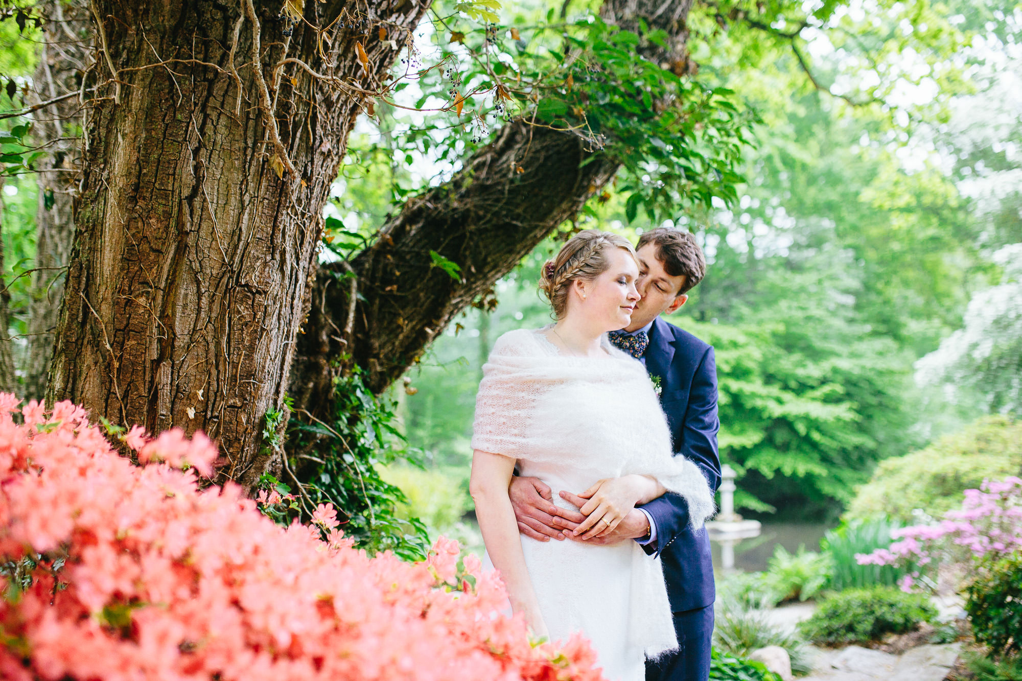Kati & Peter - Hochzeitsfotograf  Bremen Botanika