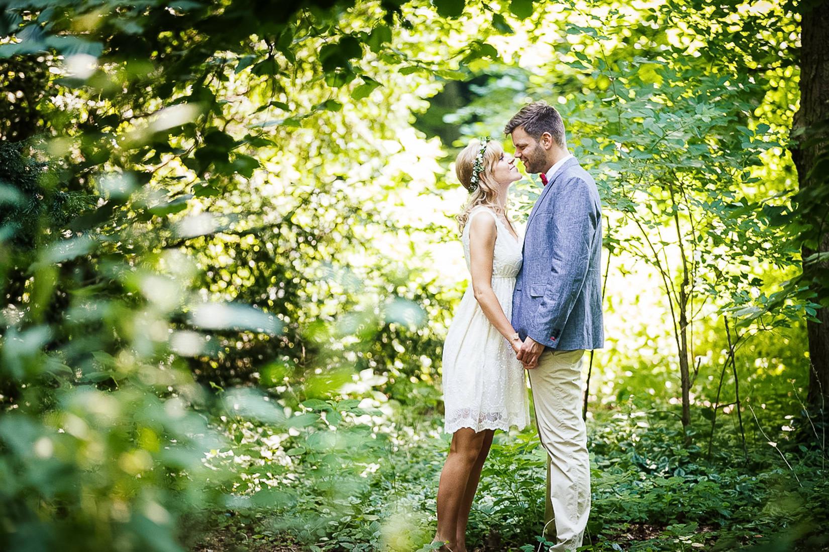 Hochzeitsfotos mittags machen - geht auch!