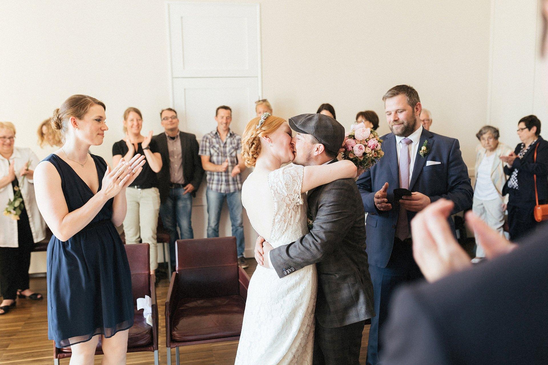Hochzeit im Standesamt Oldenburg