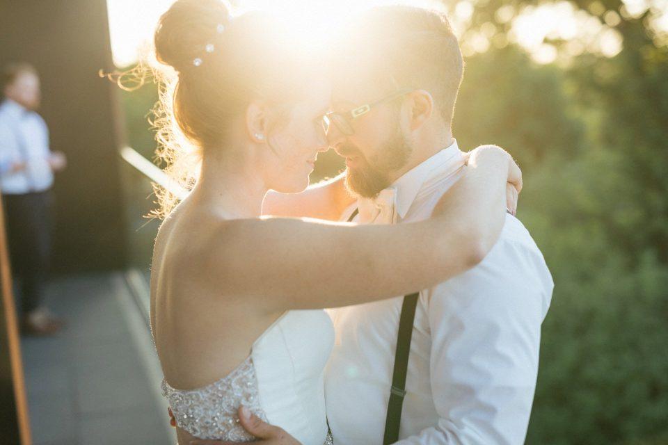 Hochzeit auf dem Aschberg
