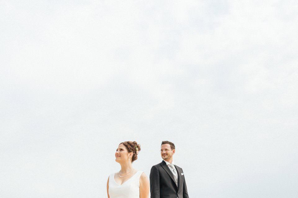 minimalistische Hochzeitsfotos Hamburg