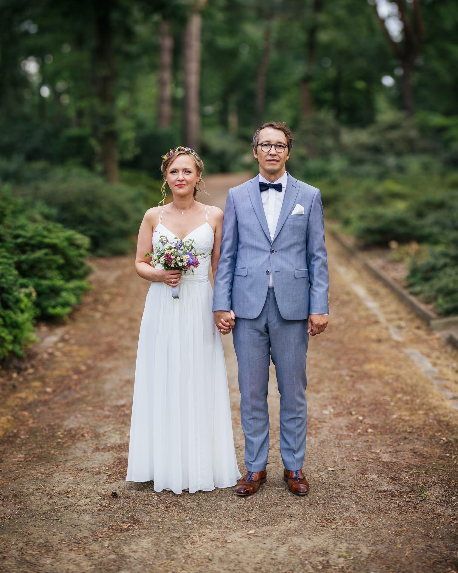 Hochzeitsfotos Botanika Rhododendronpark Bremen