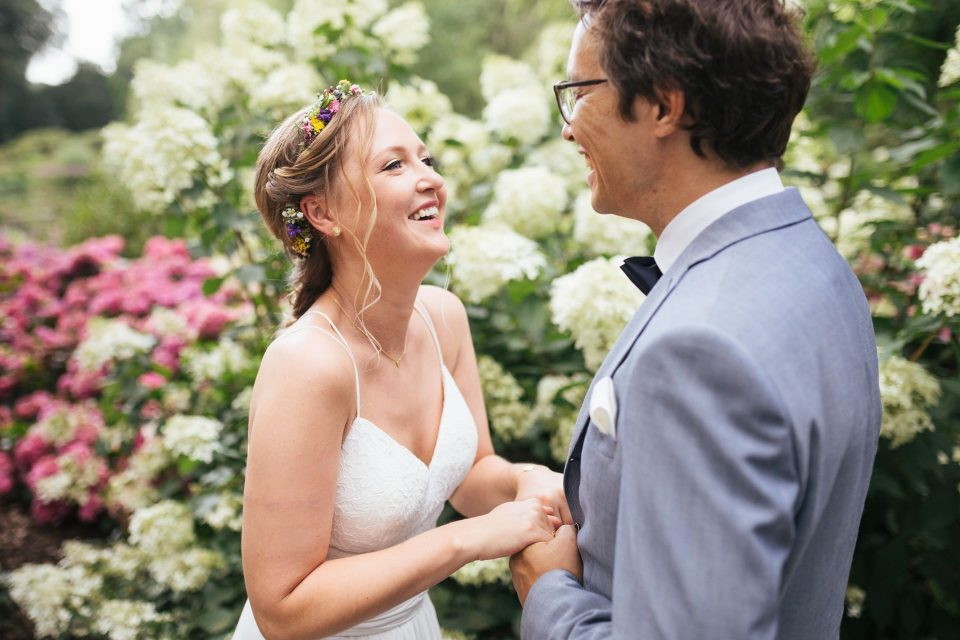 Hochzeitsfotos Rhododendronpark Bremen