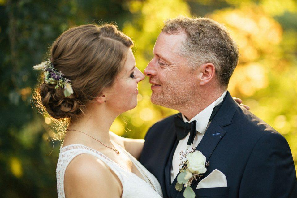 Hochzeit in der Bötjer'schen Scheune Worpswede bei Bremen