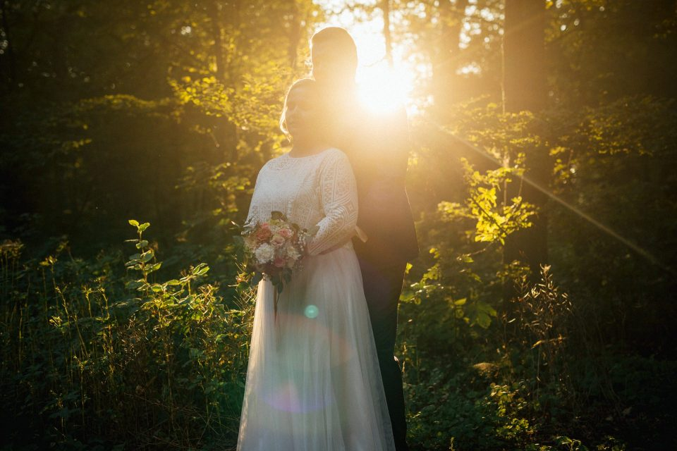 Hochzeit im Emma am See