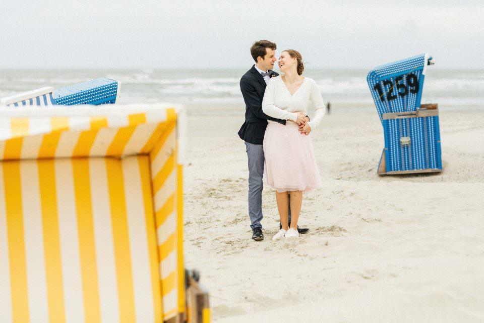 Hochzeitsfotograf Langeoog